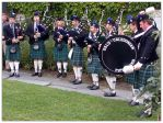 The Pipe Band by Lejonlurv