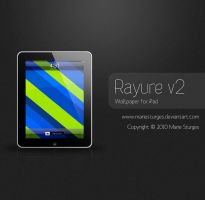 Rayure v2 for iPad by mariesturges