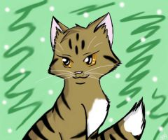 Leafpool by Dawnfrost3