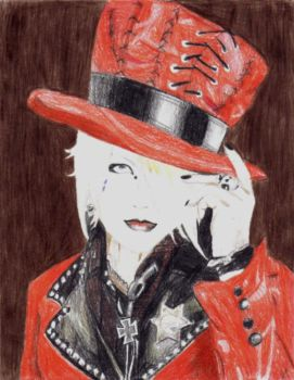 the GazettE -Ruki- by Kohanax