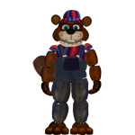 [REQUEST] Baxter The Beaver by Daspancito