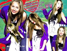 Blend Miley. by MilenniusDivinew