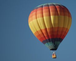 Hot Air Balloon Stock1 by PietschPhotography