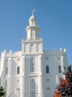 The St. George Temple by Amybesse