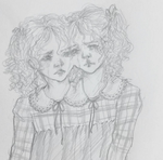 Conjoined twins by mlekko