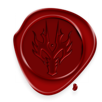 nitwit17- wax seal by Quelux