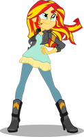 Sunset Shimmer - Friendship Games by seahawk270
