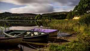 Loch Ard Boats by BusterBrownBB