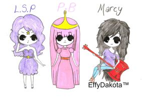 LSP, PB Marcy NEW by MyNameIsEffyDakota
