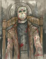 Jason Voorhees by ChrisOzFulton
