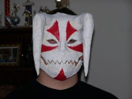 my mask by lokiofflames
