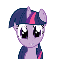 AD'awwable Twilight Sparkle by Ezynell