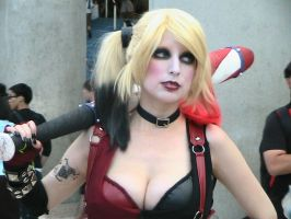 Harley Quinn  Anime Expo,2012 by slasherman