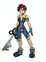 Imagineer: Kingdom Hearts by Chansey123