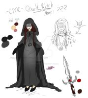 New CPOC - Occult Witch by NaughtyKittyDV-1992