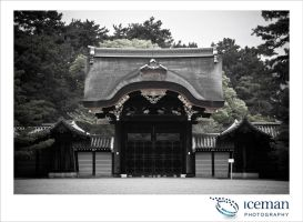 Kyoto Imperial Palace 06 by IcemanUK