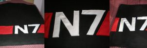 N7 Blanket - Commissionable by Feena-c