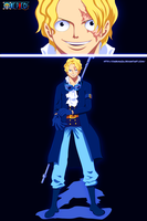 One Piece 774 ~ Sabo!! by DarkMaza