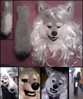 Partial suit : Cally by Cally-Dream