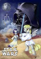 Star Wars Derp by UnnameLuna
