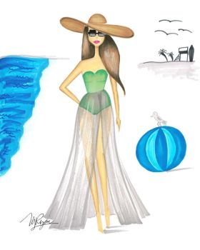 Resort Collection: The Beach at St Barths by fragmentx