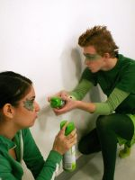 green people by pungen
