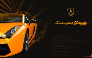 Orange Gallardo by iheb003