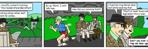 Summer Wine comic 4 by MST3Claye