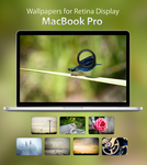 Wallpapers for Retina Display MacBook Pro by city17