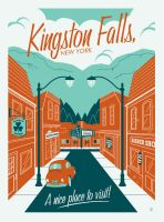 Kingston Falls by Montygog