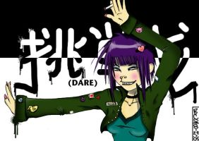 DARE- noodle from the gorillaz by Red-Revolver