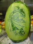Watermelon carving by zpdali
