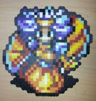 Perler Queen Zeal by IAmArkain