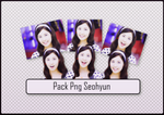 Pack Png Seohyun by alwaysmile19