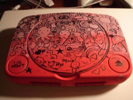 Pimped out Ps1 by Red-Revolver