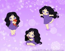Chibi Fanaa by MoonchildinTheSky
