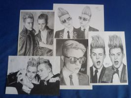 JEDWARD DRAWINGS by VictoriaSh