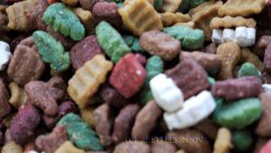 Kibbles and Bits Close Up by BigPappaSmurf666