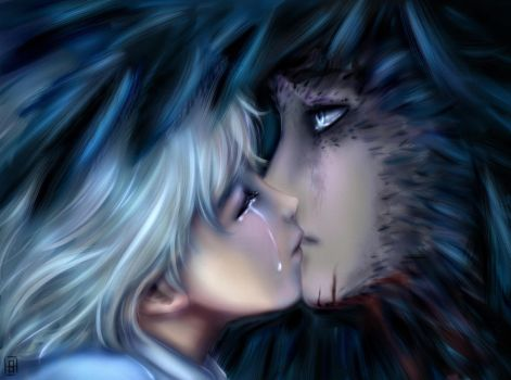 Howl and Sophie by Slenderhand