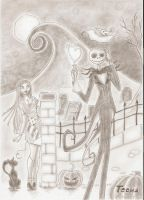 The Nightmare Before Christmas by TeeNaStoNe