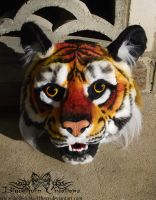 Tiger Mask Preview by Blackthorn-Studios
