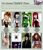 my characters inspiration by t-lider