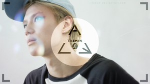 [COMMISSION] Taemin - Wallpaper by J-Beom