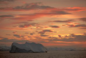 Marguerite Bay, Antarctica by AlterEgoPhotography