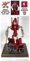 Transformer Powerglide Kitbash by timshinn73