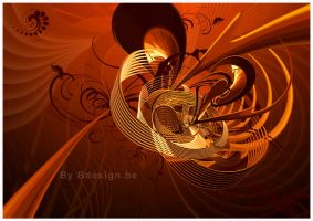 Abstract work by bennybdesign