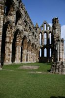 Whitby Abby II by karla-chan