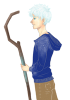 RotG: Jack Frost by Ciphering