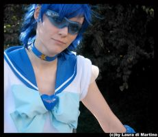 Sailor Mercury by Des-Henkers-Braut
