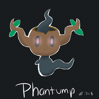 Phantump by ChasingTheDreamAgain